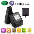 Range Tour B40 A118c Capacitor Car DVR Camera Extra GPS Logger Novatek 96650 Dash Cam Full HD 1080P 170 Degree G-Sensor Dashcam