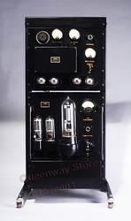 Линия трубки Магнитный усилитель аналоговый звук мы-212-41,2 моно усилитель мощности несимметричный усилитель --- индивидуальная версия DIY