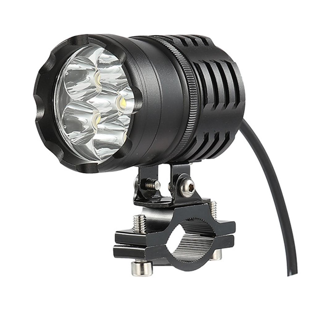1pcs 12000lm 6000k Led Motorcycle Bike Headlight Bulb Waterproof Driving Spot Fog Outdoor Lights MOTO DRL Accessories Bulb 12v