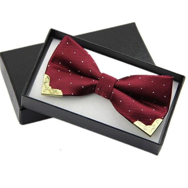03d027033f684 € 1.2 29% de réduction|Mode Hommes Arc Cravate Faux Col Femmes Cravate En  Soie Papillon Réglable Bowtie Halloween Mariage Noeuds papillon pour les ...