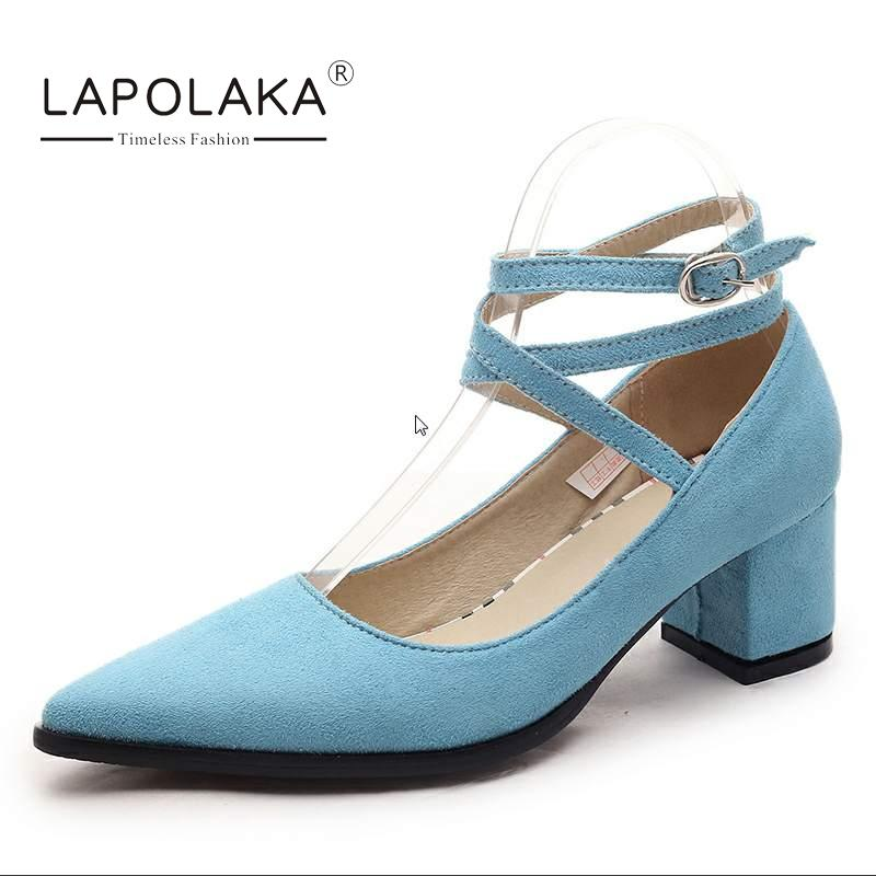 Popular Low Heel Ankle Strap Pumps-Buy Cheap Low Heel Ankle Strap ...