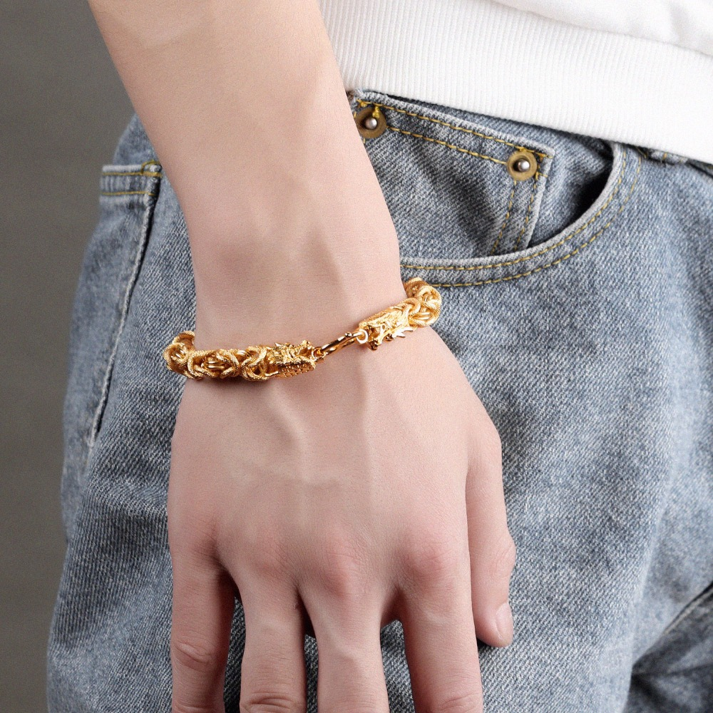 white bracelet modern masculine avis products gold ball hinge deco