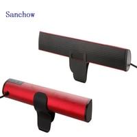 Sanchow Laptop Has A Portable USB Sound Card Small Speaker Portable Multimedia 2 0 Mini Sound
