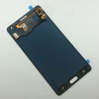 Золото для Samsung Galaxy A7 2015 A700 sm a700f a700h a700k a700l a700fd Сенсорный экран планшета + ЖК дисплей Дисплей Мониторы сборки