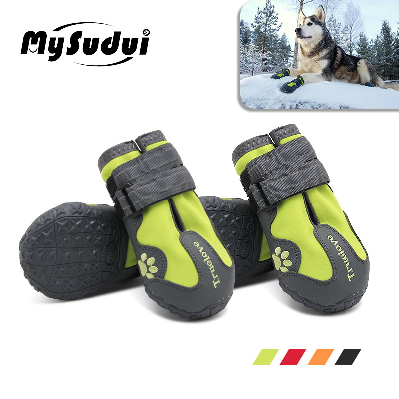 Truelove Waterproof Dog Shoes For Dogs Winter Summer Rain Snow Dog Boots Sneakers Shoes For Big Dogs Husky Outdoor Buty Dla PsaTruelove Waterproof Dog Shoes For Dogs Winter Summer Rain Snow Dog Boots Sneakers Shoes For Big Dogs Husky Outdoor Buty Dla Psa