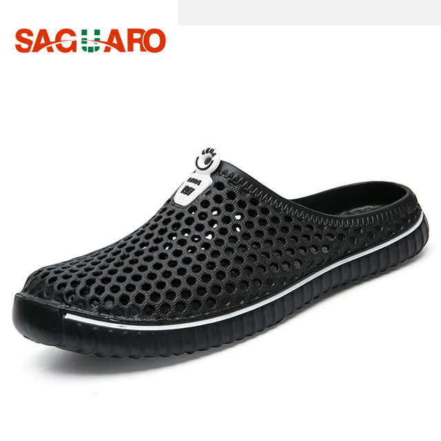 2018 Women Summer Sandals Hollow Out Mesh Breathable Lovers Slippers Unisex Casual Beach Shoes Flats Flip Flops zapatos hombre