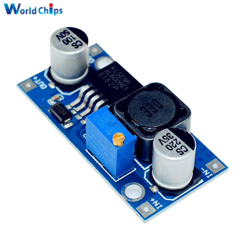 XL6009 DC-DC Booster Step Up Module Power Converter  Module Output Is Adjustable Super LM2577 Step-up Module