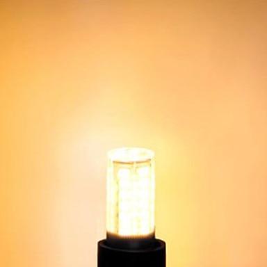 Купить с кэшбэком 5pcs G9 2835 75LED 6W Lamp corn led Corn Bulbs led Bulb Lamp High Power 360 Degree Replace Halogen Lamp  Spotlight lamp 220V