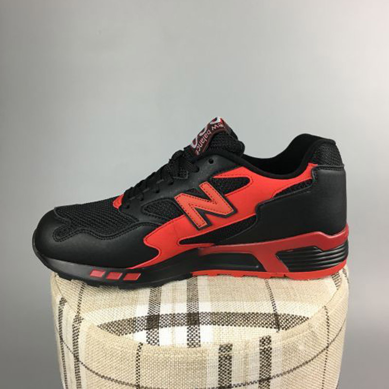 NEW BALANCE 2018 WR660  Women And Man Shoes Free Run  Lightweigh Breathable Sneakers black red