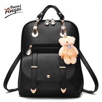 See More 2017 new arrival fashion women backpack new spring and summer  students backpack women Korean style backpack high quality 214214e2f750b