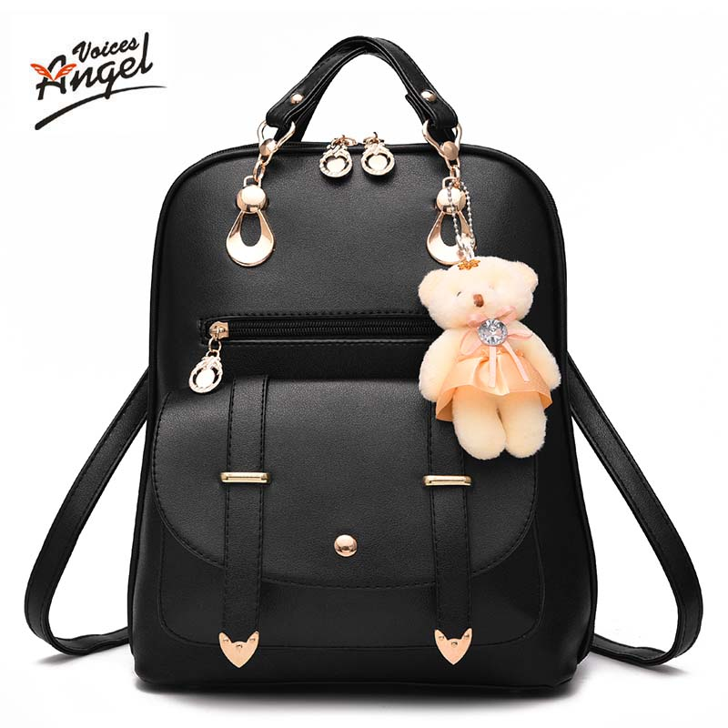 2017 New Arrival Fashion Women Backpack New Spring And Summer Students Backpack Women Korean Style Backpack