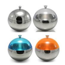 Stainless Steel Ball Ice Bucket
