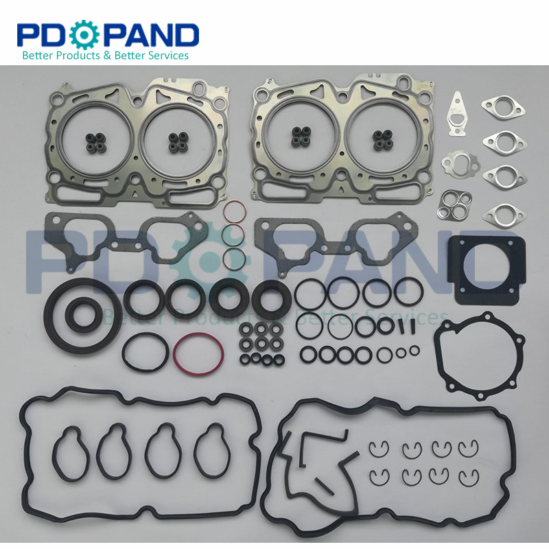 EJ20 Engine Overhaul Rebuilding Gasket Kit 10105 AA990 For SUBARU Forester SG 2 0X 2006 2007