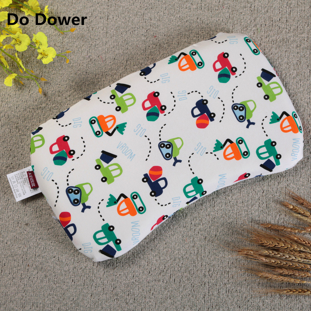 Slow Rebound Baby Pillow Manufacturer Direct Selling Cartoon Pure Cotton Baby Pillow Memory Pillow Space Memory Pillow
