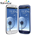Hot Sale Smartphone Original Samsung Galaxy S3 i9300 Quad Core 8MP Camera NFC 4.8'' GPS Wifi 3G Unlocked mobile phone