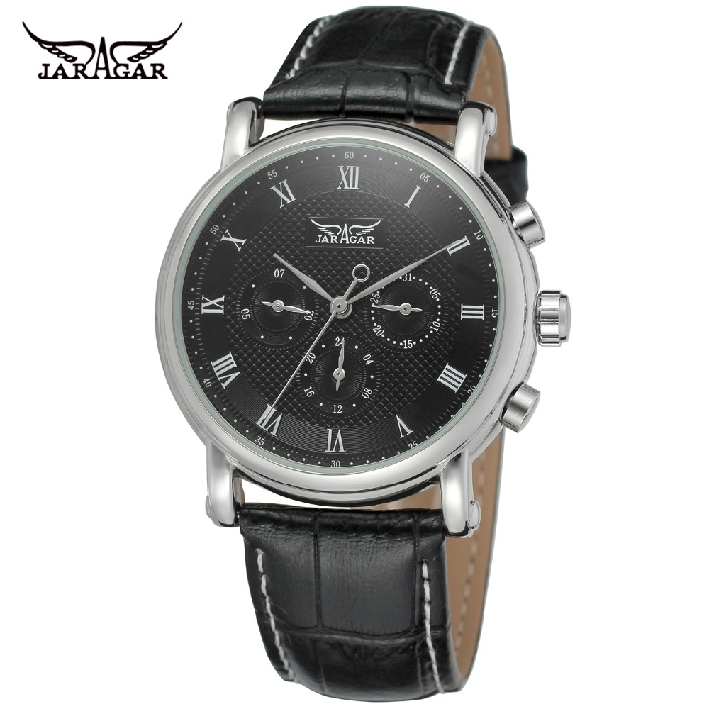 fashion jaragar luxury brand wind leather band
