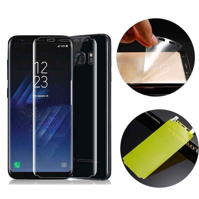 3D Full Cover Soft Hydrogel Film For Huawei P30 P20 Pro Mate 20 Pro Lite Screen Protector For Honor 10 9 8X Max Film Not Glass