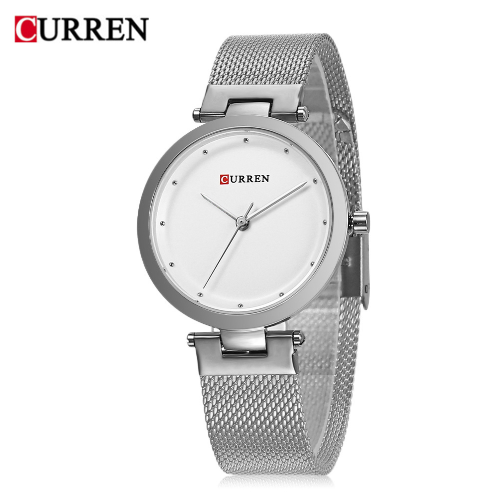CURREN 9005 Luxury Women Watch Famous Brands Gold Fashion Design Bracelet Watches Ladies Women Wrist Watches Relogio Femininos wholesale drop shipping (11)