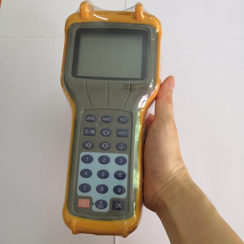 Ruiyan RY-S110 CATV Signal Level Meter 46~870MHz CATV Cable TV Tester Analog TV Meter