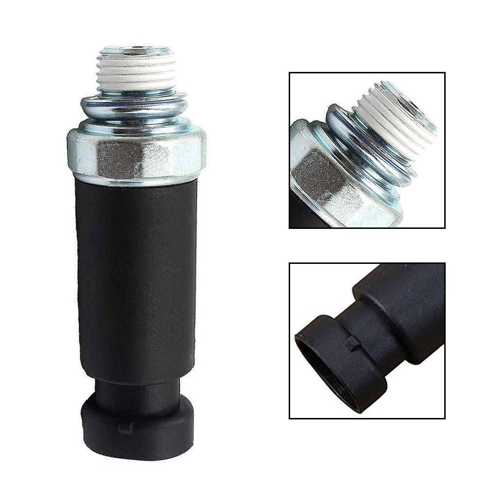 BYGD Engine Oil Pressure Sensor Transducer Sender Replacement OEM 12562267 Stainless Steel Car Accessories Auto Parts