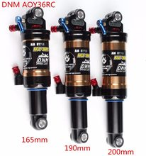 Dnm AOY-36RC Mountainbike Fiets Mtb Air Rear Shock Met Lockout 165 190 200 Mm(China)