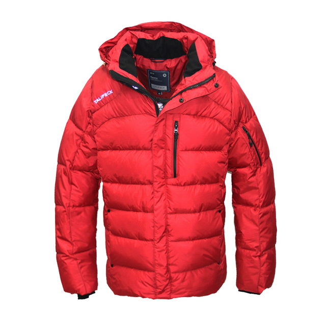 Special Price 2018 New Men Winter Jacket Thick Warm Winter Coat Men Thinsulate Cotton Padded Jacket Mens Winter Parka Coat Red Russian Style