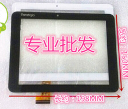 Original Black/White 8 inch YTG-680022-F1 Tablet TOUCH SCREEN digitizer glass panel Sensor Replacement Free Shipping original new 8 inch bq 8004g tablet touch screen digitizer glass touch panel sensor replacement free shipping