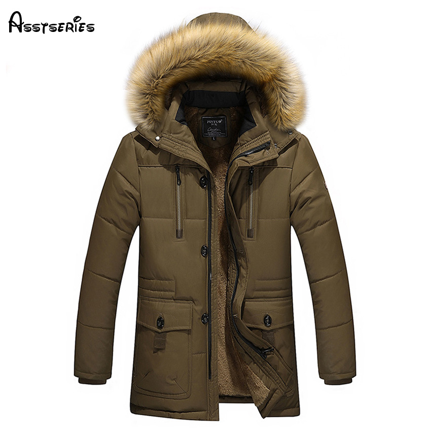 2018 Autumn and Winter Mans Short Down Jacket Mens Fashion Slim Hooded Down Jacket Winter Warm Coat D115