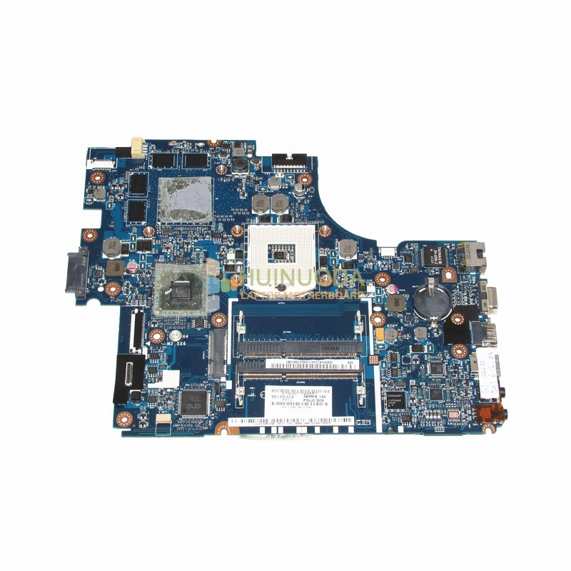 Mainboard For Acer aspire 5830TG 5830T Laptop Motherboard P5LJ0 LA-7221P HM65 DDR3 GT540M GPU MBRHK02001 MBRHK02001 icw50 la 3581p for acer aspire 5520 5520g motherboard la 3581p mb ak302 005 mb ak302 002 tested good free shipping