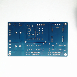 Image 2 - Плата усилителя мощности LM3886, 68 Вт * 2 шт., печатная плата с защитой динамика для аудиофила «сделай сам» (только печатная плата без компонентов)