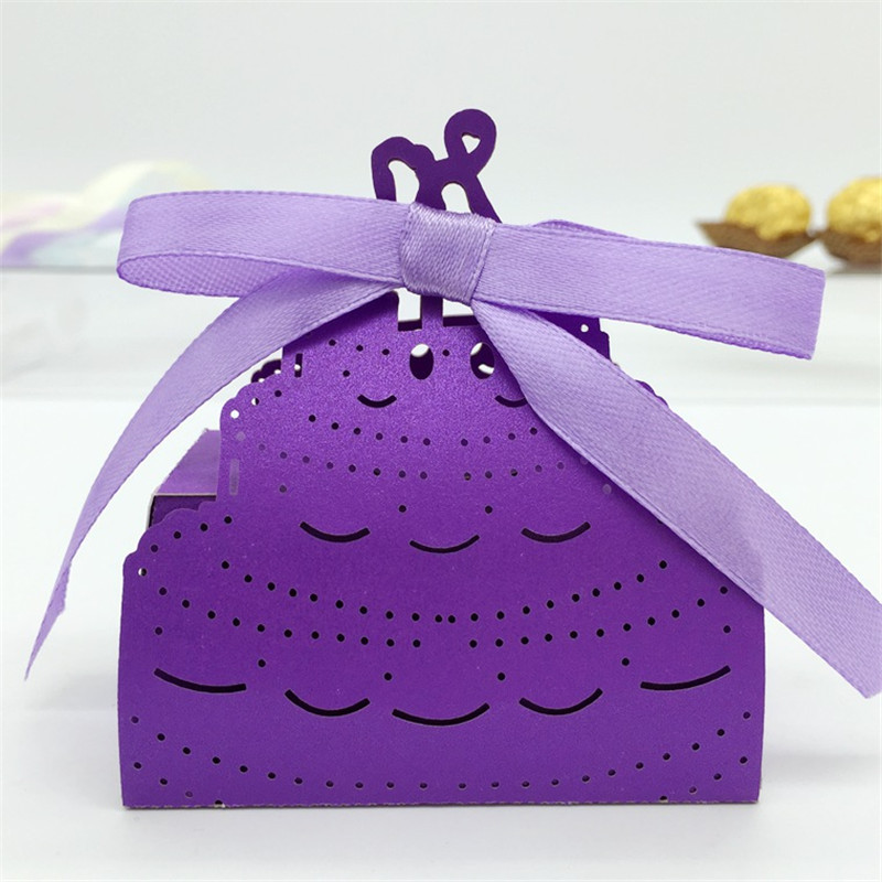 Cake Box Decorating Ideas Laser Cut Cake Design Wedding Candy Box Wedding  Favors Gifts Boxes 13