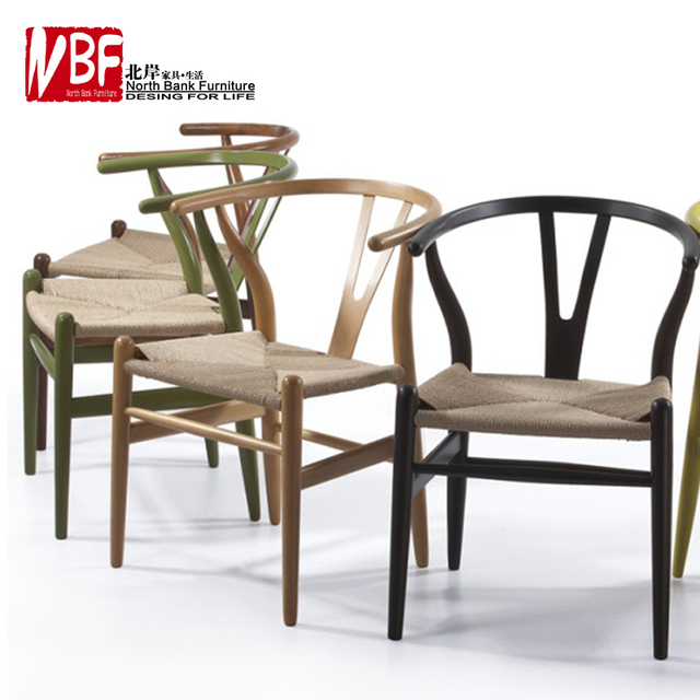 North Shore Furniture Y Chair Classic Ash Wood Chair Dining Chair To