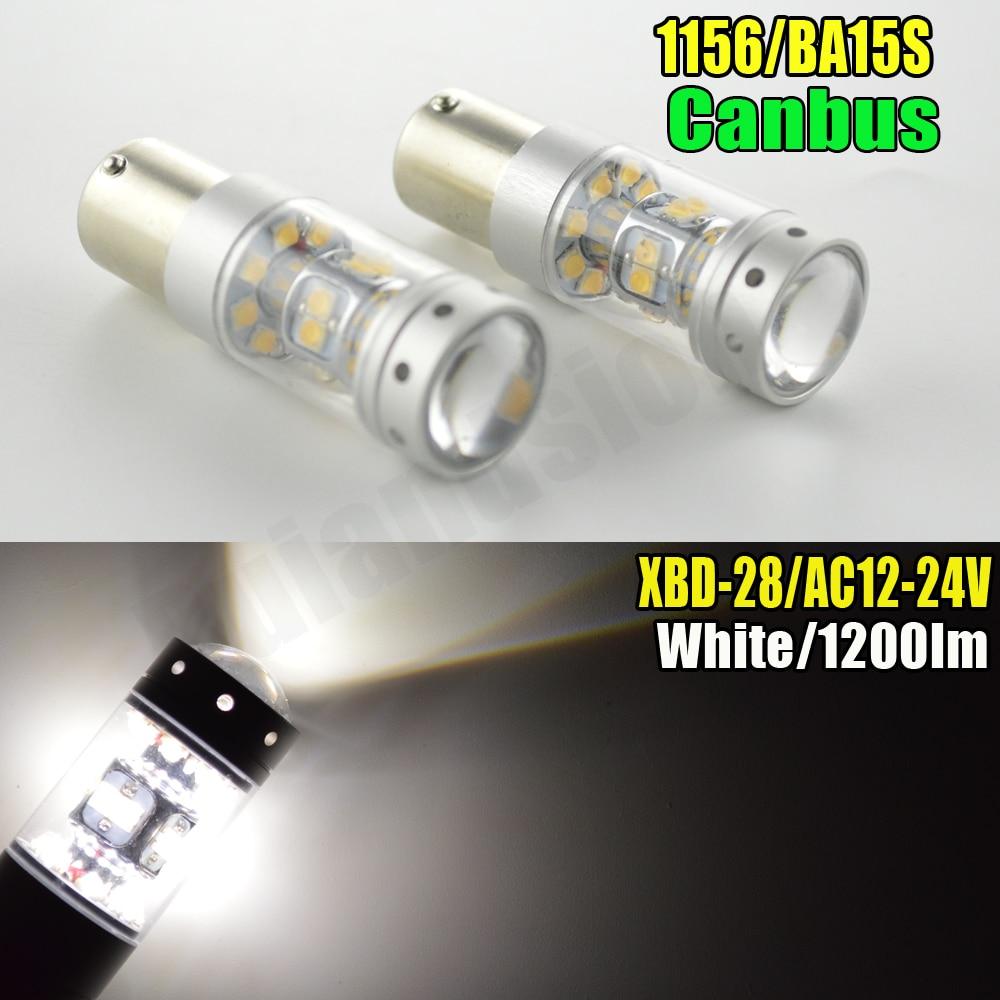 цена на 2Pcs/lot S25 1157 BAY15D 1156 BA15S P21W T20 BAU15S 140W LEDs Auto Car Signal Reverse Led Lights Turn Parking 12V 24V Auto Led