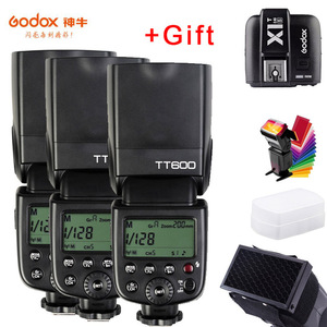Image 4 - Godox TT600s Camera Flash Speedlite 2.4G Wireless Master Slave X1T S Trigger HSS TTL for Sony a6000 a7 II III IV a58 a6500 a6300