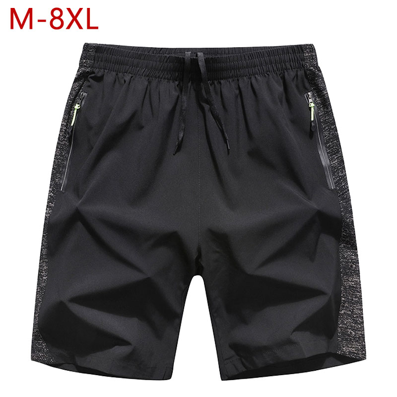 2018 New Casual Loose Shorts Men Fitness Trousers Short Summer Solid Beach Bermuda Shorts Fashion Male Joggers Bugger CYL06