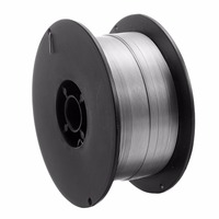 1 Roll 0 8mm 500g 1kg Gas Flux Cored Welding Wire 100x45mm 304 Stainless Steel For