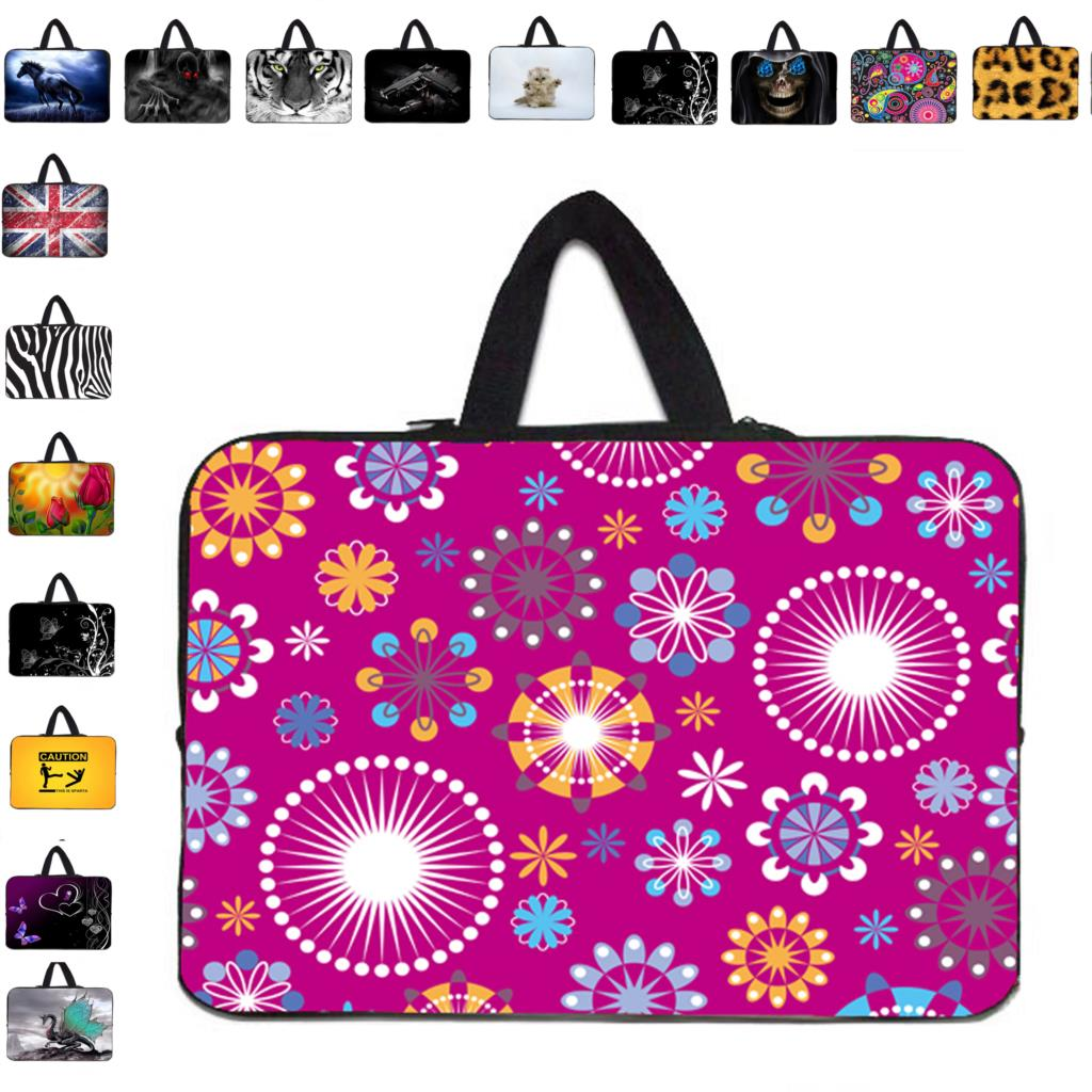 2017 Funda Tablet 10 inch Neoprene Carry Cover Cases Pouch Fashion 10.1 10.2 9.7 Netbook Tab Sleeve Bag Cover Bags Protector