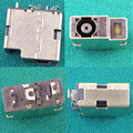 Original novo dc power jack para hp pavilion 14 15 envy 14 15 conector de alimentação única cabeça dc jack 10 pcs