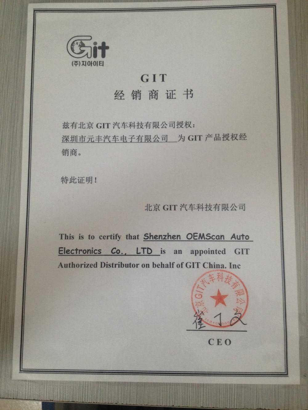 2017 Original GDS VCI for hyundai trucks&car support WIFI