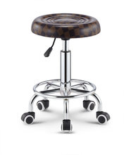 Modern Barber Chair Liftable bar chair(China)