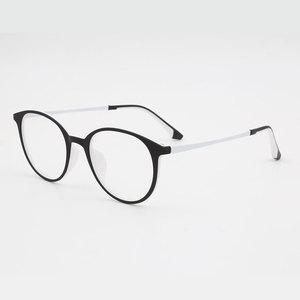 Image 5 - Super Light weighted Ultem Plastic Flexible Women Eyeglasses Frame Optical Prescription Woman Eyewear Color Never Fade Away