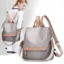 Teenager Fashion Backpack College School Girl Women High Quality Leather for Girls Female Shoulder Bag Bagpack