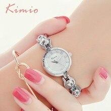 hot deal buy kimio unique pea-shaped bracelet watch women dress watch rhinestone scale japan quartz womens watches top brand free shiping hot