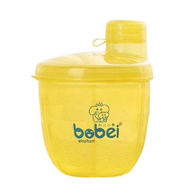 BPA Free Baby Food Storage Milk Powder Formula Dispenser Food
