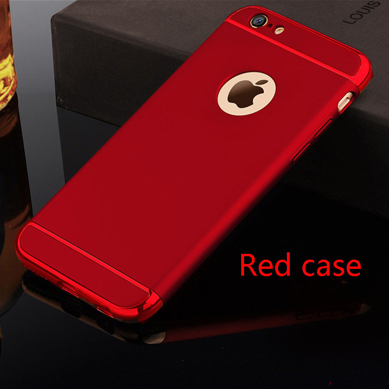 buy for iphone 7 case red color coque 4 7. Black Bedroom Furniture Sets. Home Design Ideas