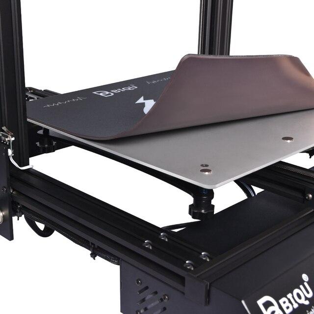 Biqu 천둥 중국 대형 인쇄 구름 app 필라멘트 센서 자동 3.5 인치 터치 스크린 아래로 차단 더 intellige 3d 금속 printe