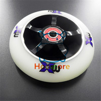 Scooter Wheels With Iron Hub Stable And Precise Design 110mm 100mm