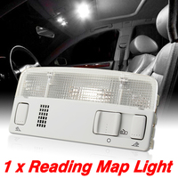 1Pcs Car Interior Dome Reading Map Light Lamp For Volkswagen VW Passat B5 POLO Touran For