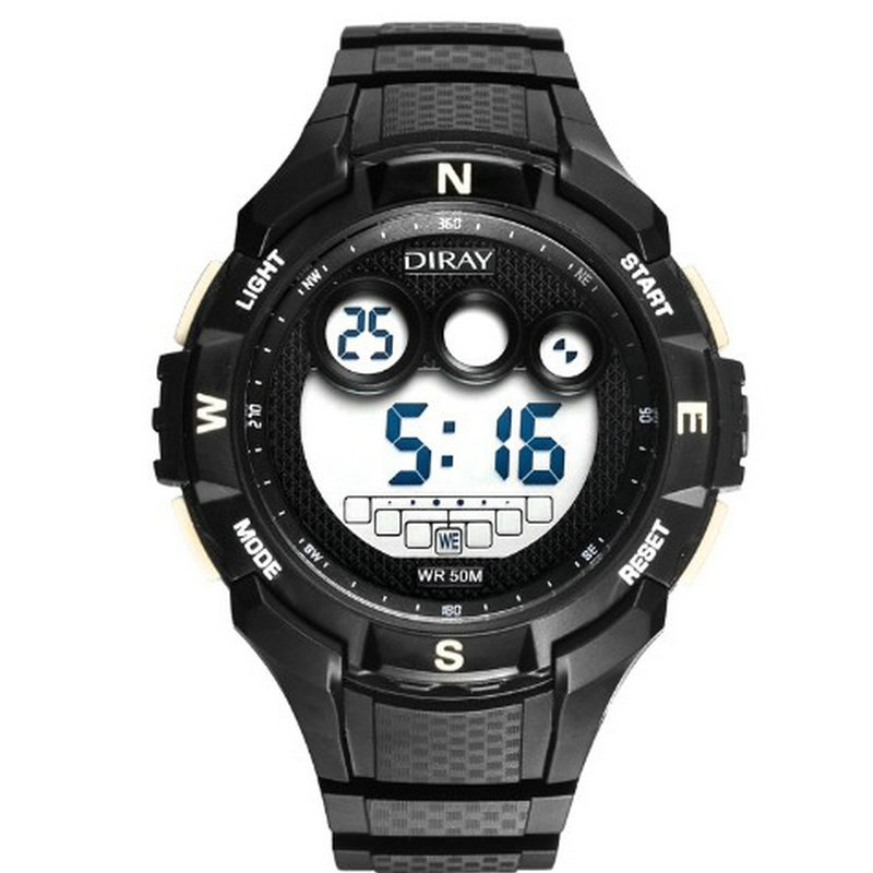 ФОТО Factory direct sales men's watch student movement electronic watch explosive wholesale men's Watch