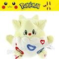 No. 175 19 cm Centro Nuevo precioso Pokedoll Pokemon Togepi Lindo Juguetes Para Niños Regalos de Juguete de Felpa Muñeca Rellena Con la Etiqueta para Los Niños